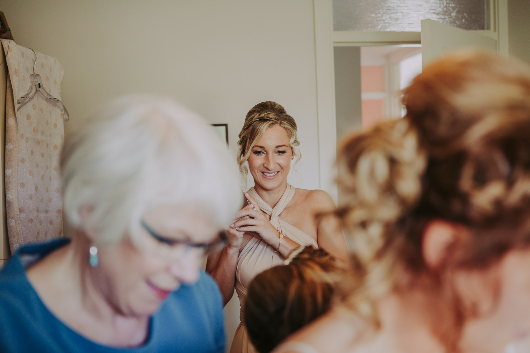 Meg & Jon | Wood Hall Hotel Wedding 292