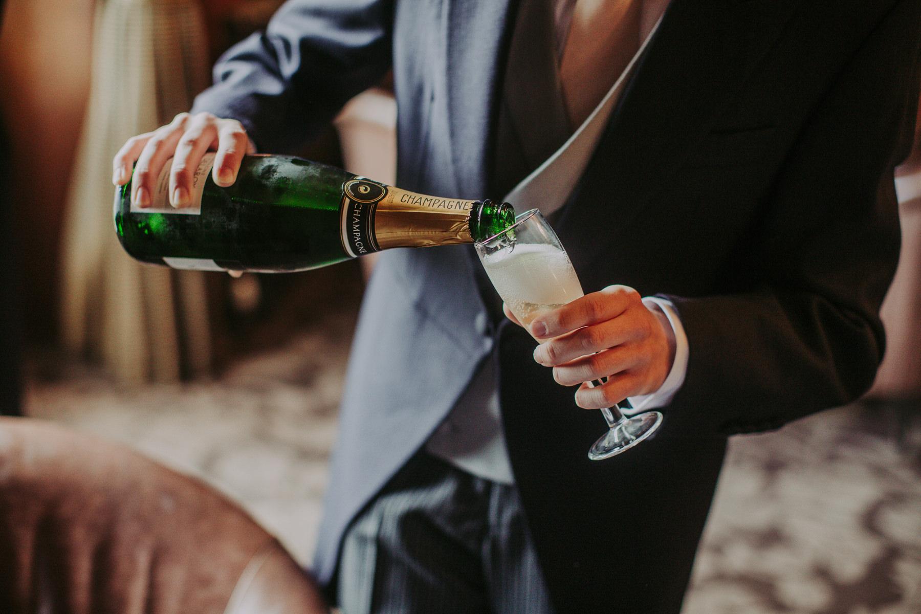 Meg & Jon | Wood Hall Hotel Wedding 294