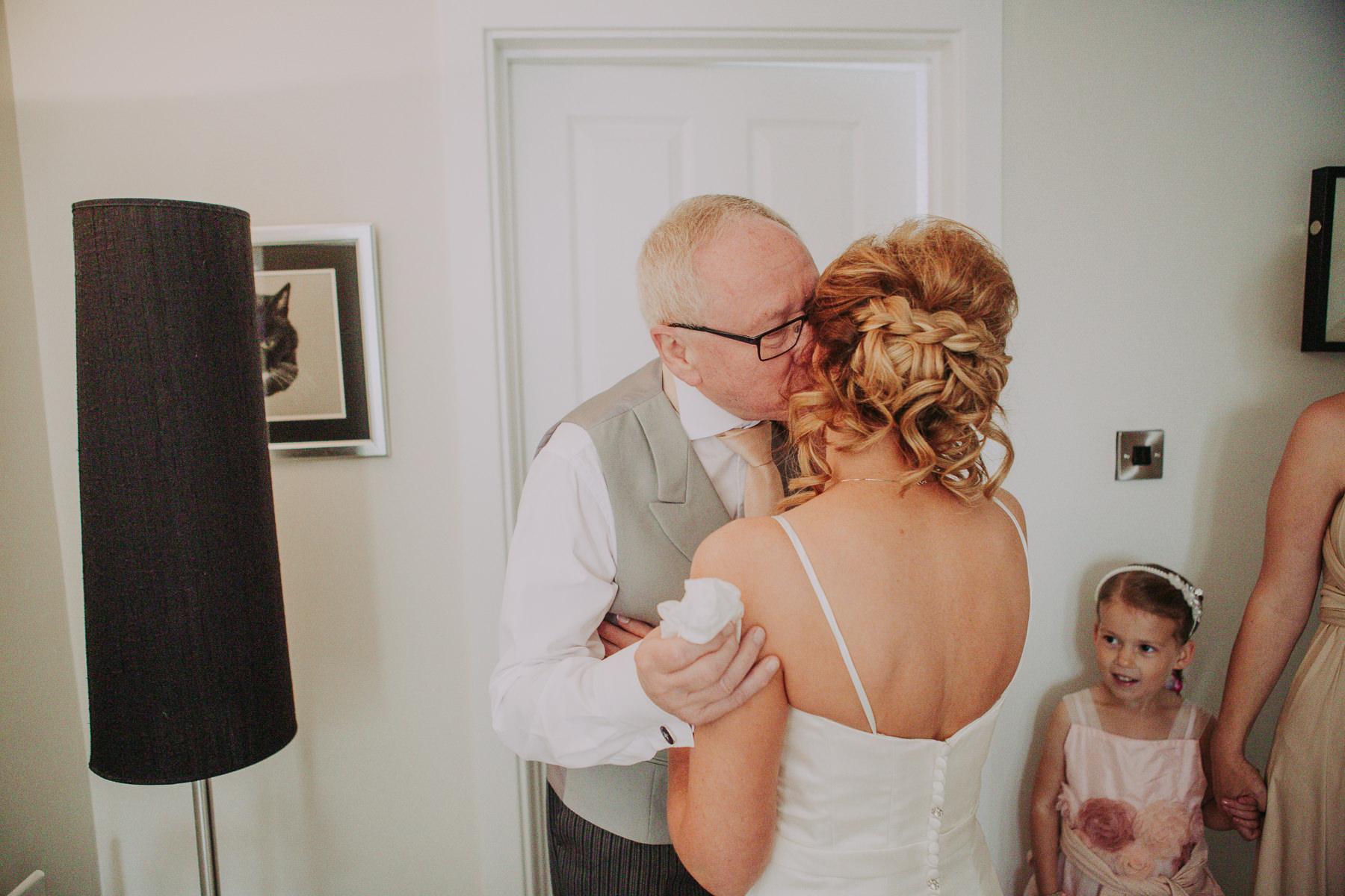 Meg & Jon | Wood Hall Hotel Wedding 300