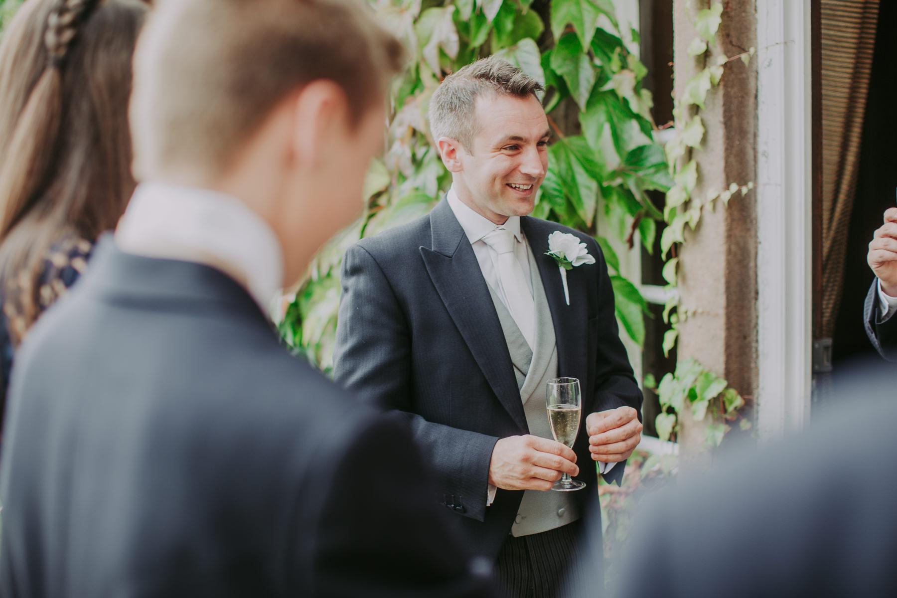Meg & Jon | Wood Hall Hotel Wedding 304