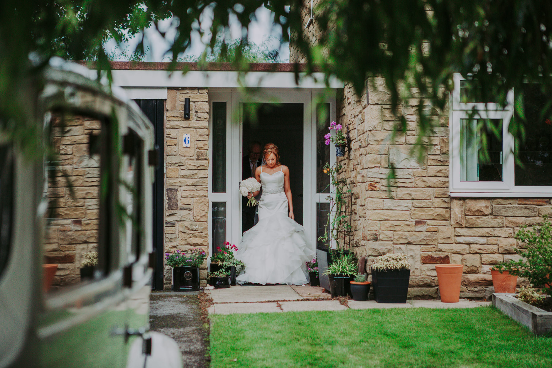Meg & Jon | Wood Hall Hotel Wedding 315