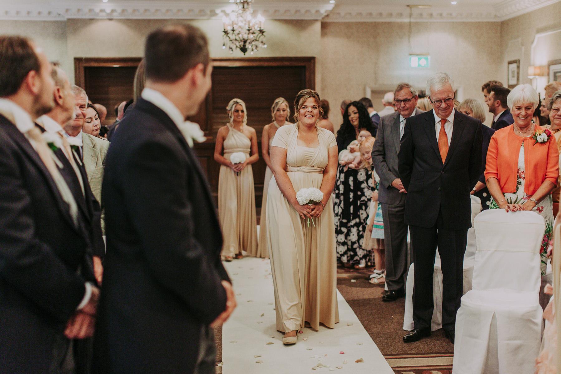 Meg & Jon | Wood Hall Hotel Wedding 318