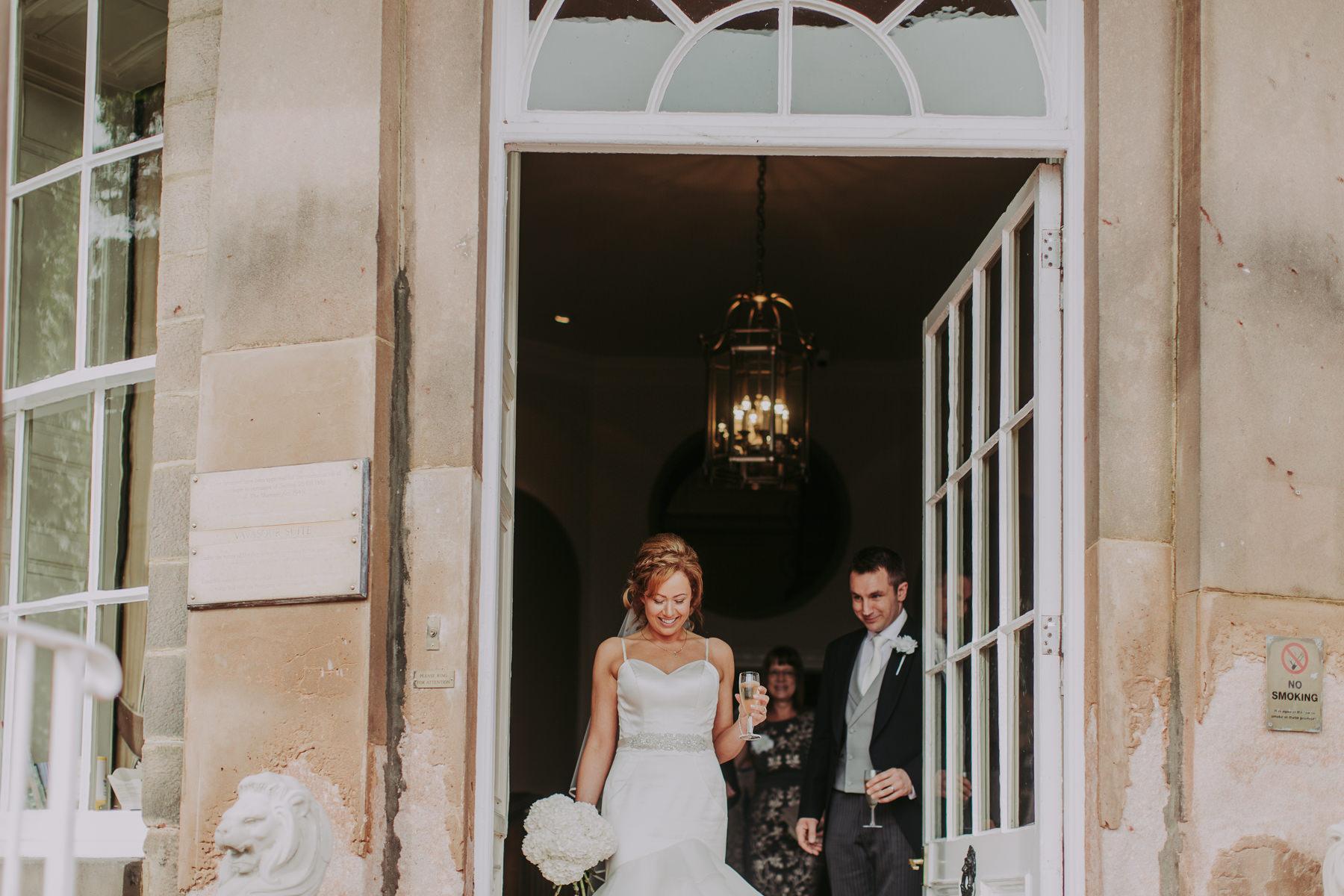 Meg & Jon | Wood Hall Hotel Wedding 328