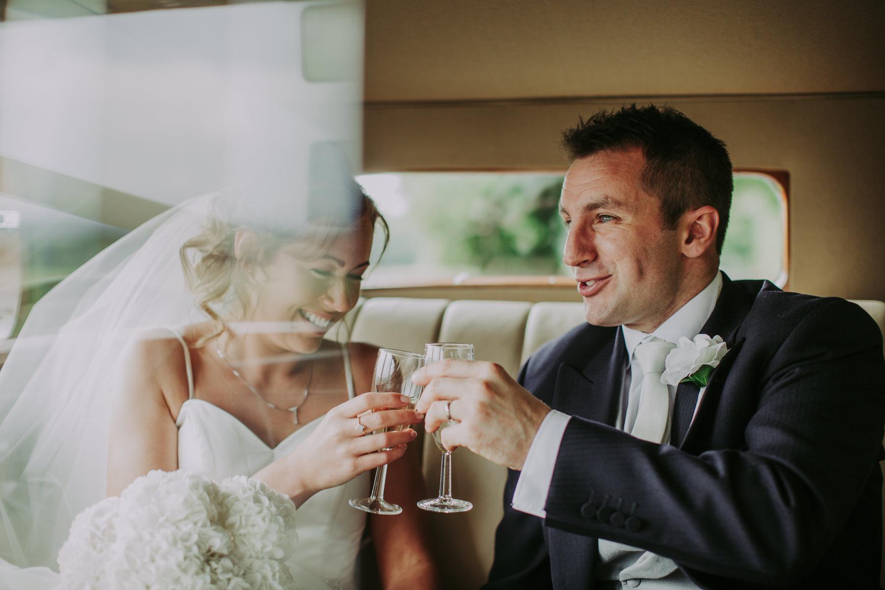 Meg & Jon | Wood Hall Hotel Wedding 338