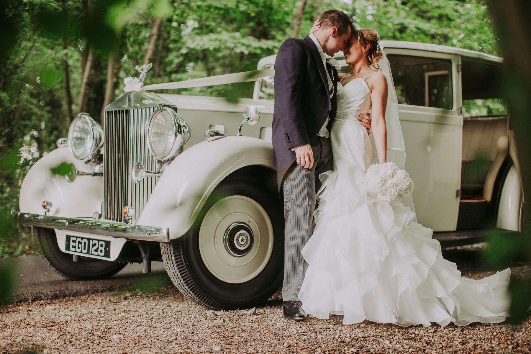 Meg & Jon | Wood Hall Hotel Wedding 340