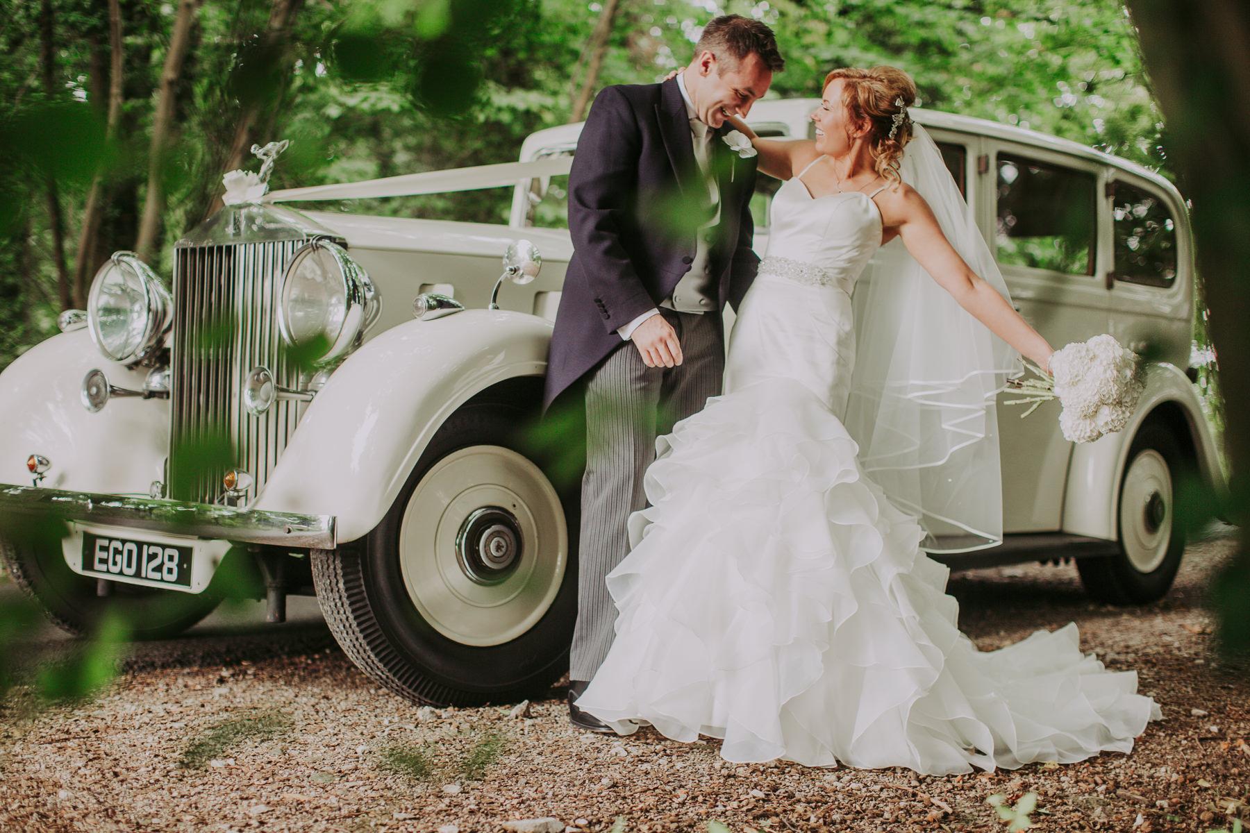 Meg & Jon | Wood Hall Hotel Wedding 341