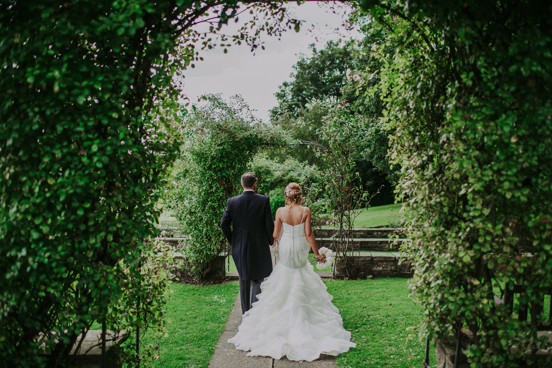 Wood Hall hotel Wedding