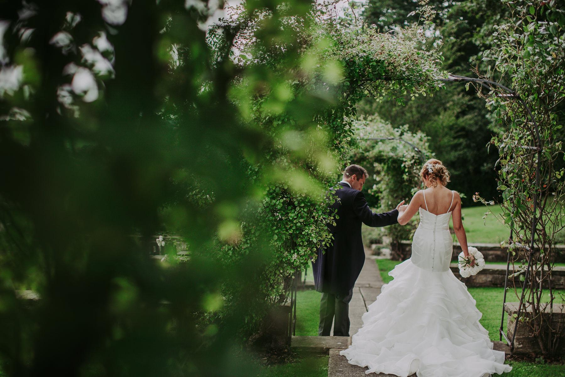 Meg & Jon | Wood Hall Hotel Wedding 350