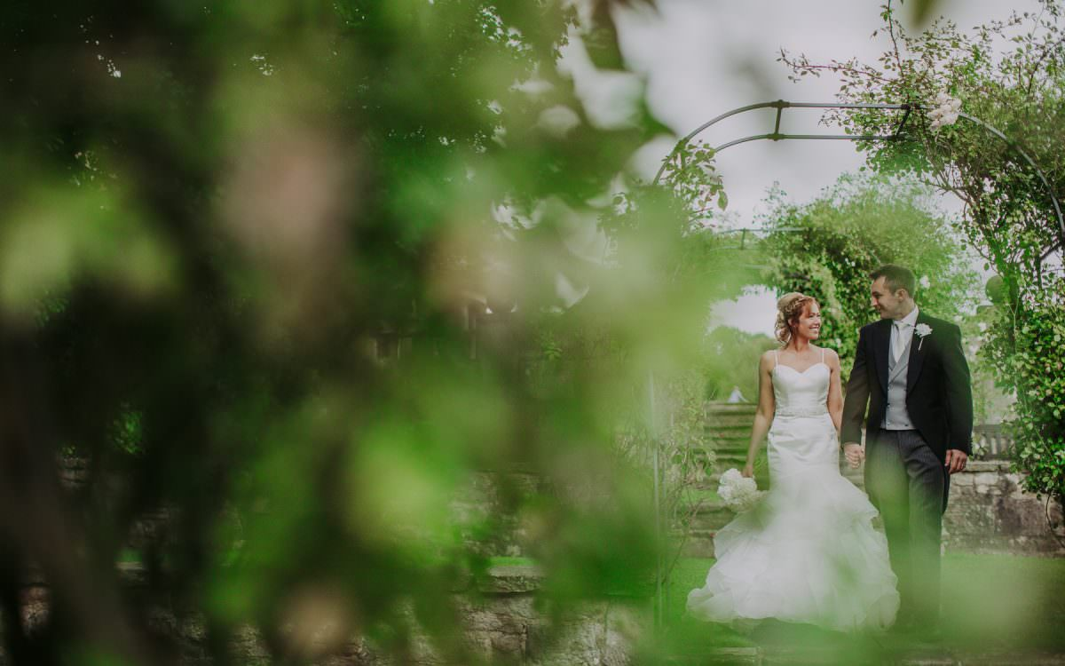 Meg & Jon | Wood Hall Hotel Wedding