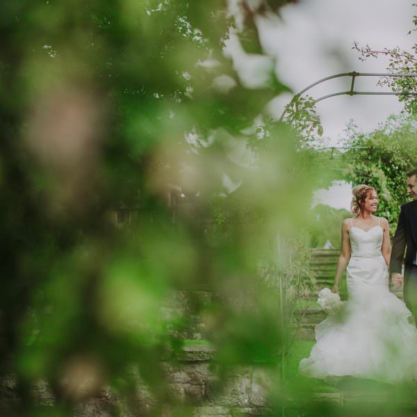Meg & Jon | Wood Hall Hotel Wedding