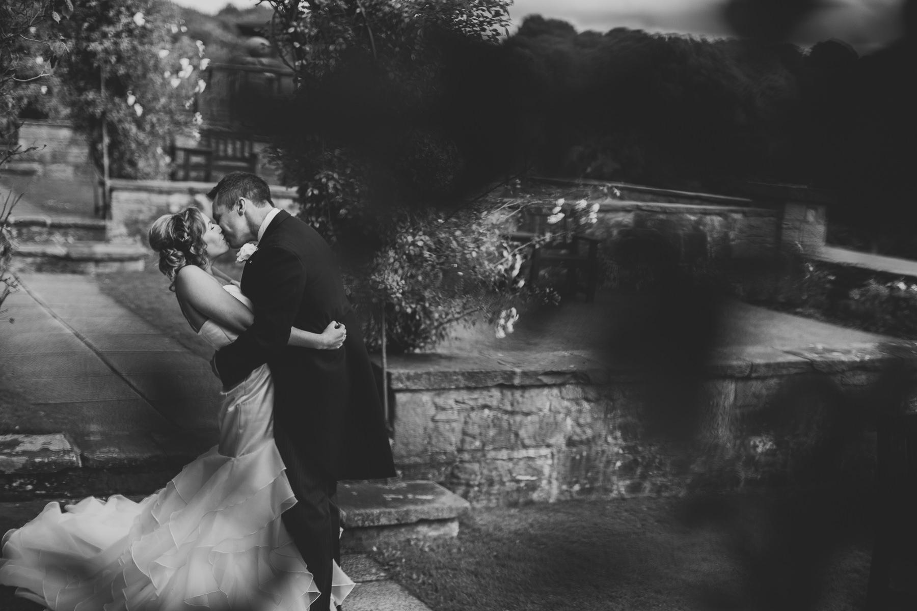 Meg & Jon | Wood Hall Hotel Wedding 351