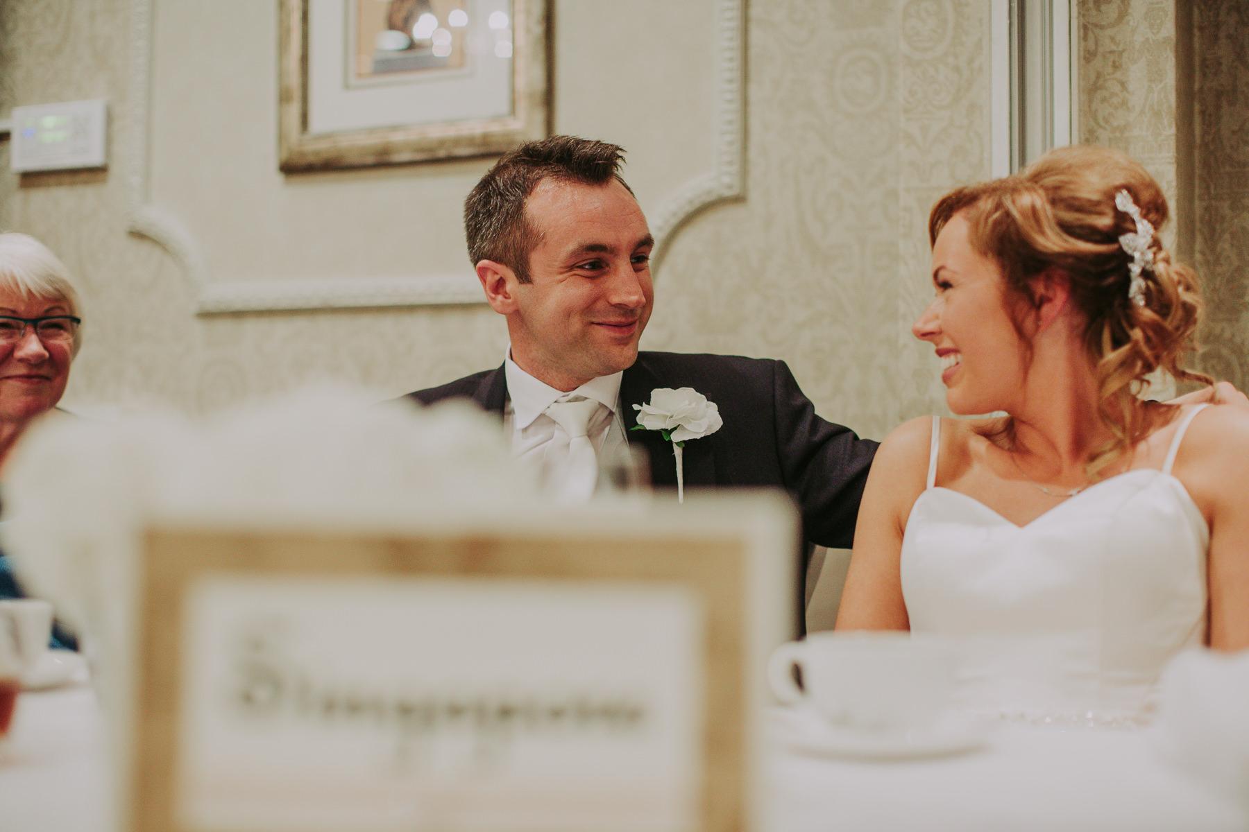 Meg & Jon | Wood Hall Hotel Wedding 358