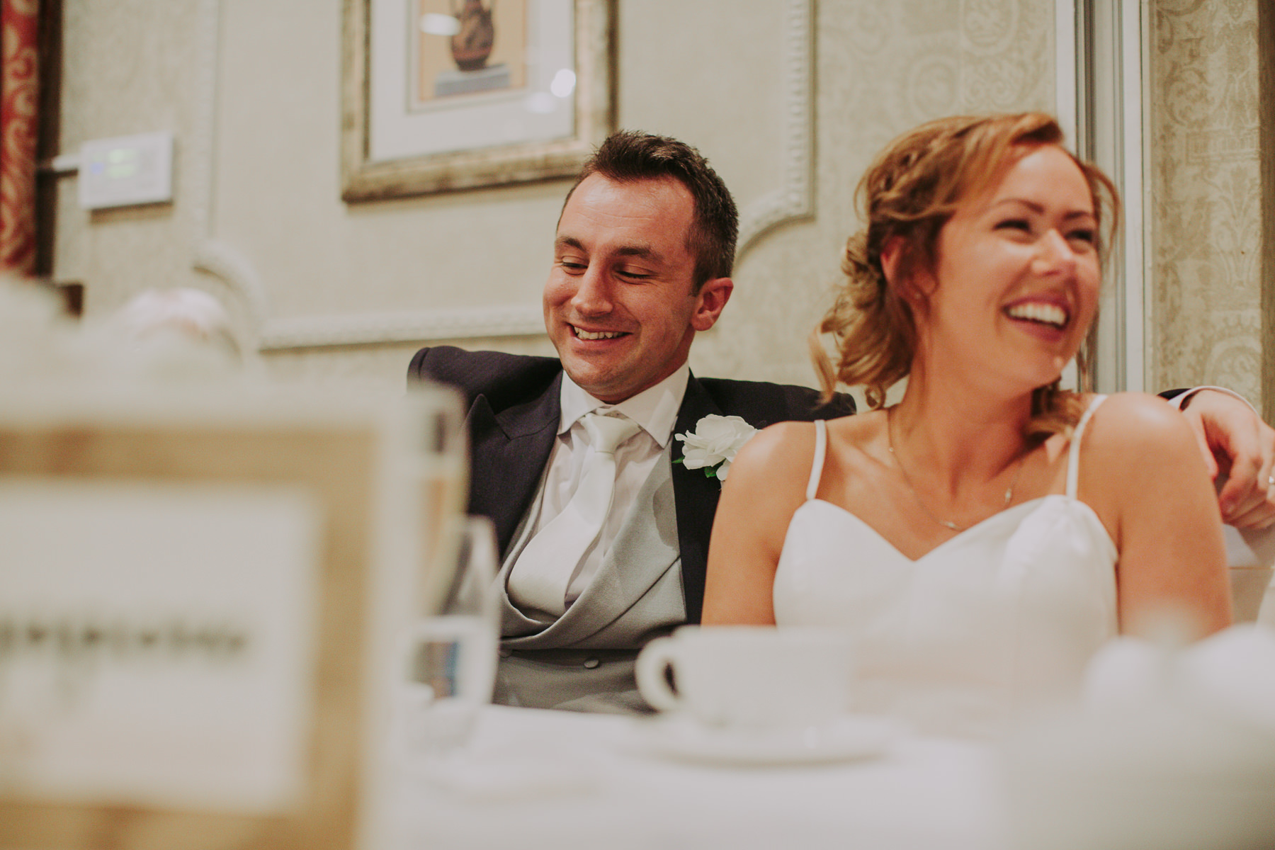 Meg & Jon | Wood Hall Hotel Wedding 361