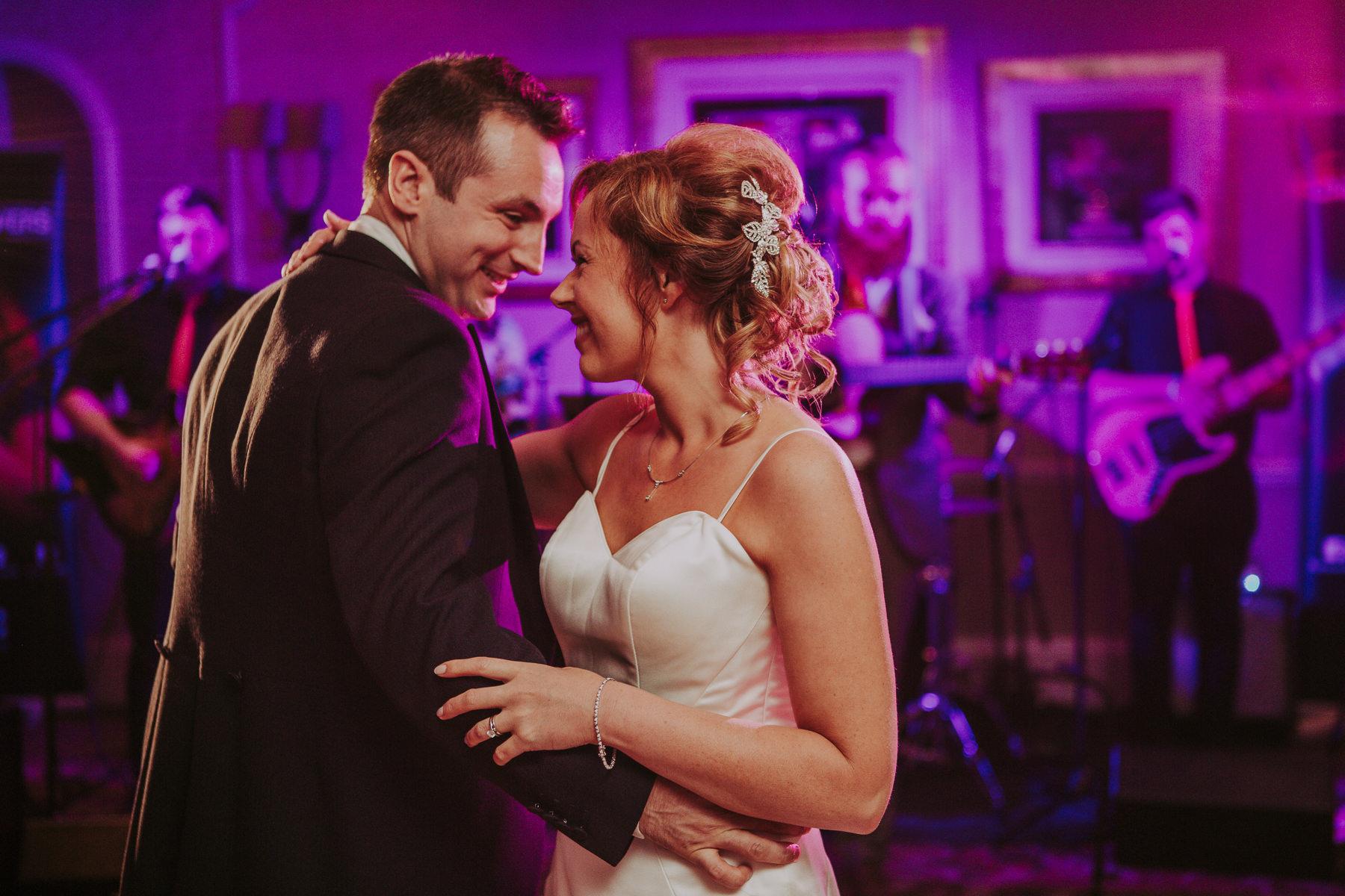 Meg & Jon | Wood Hall Hotel Wedding 362