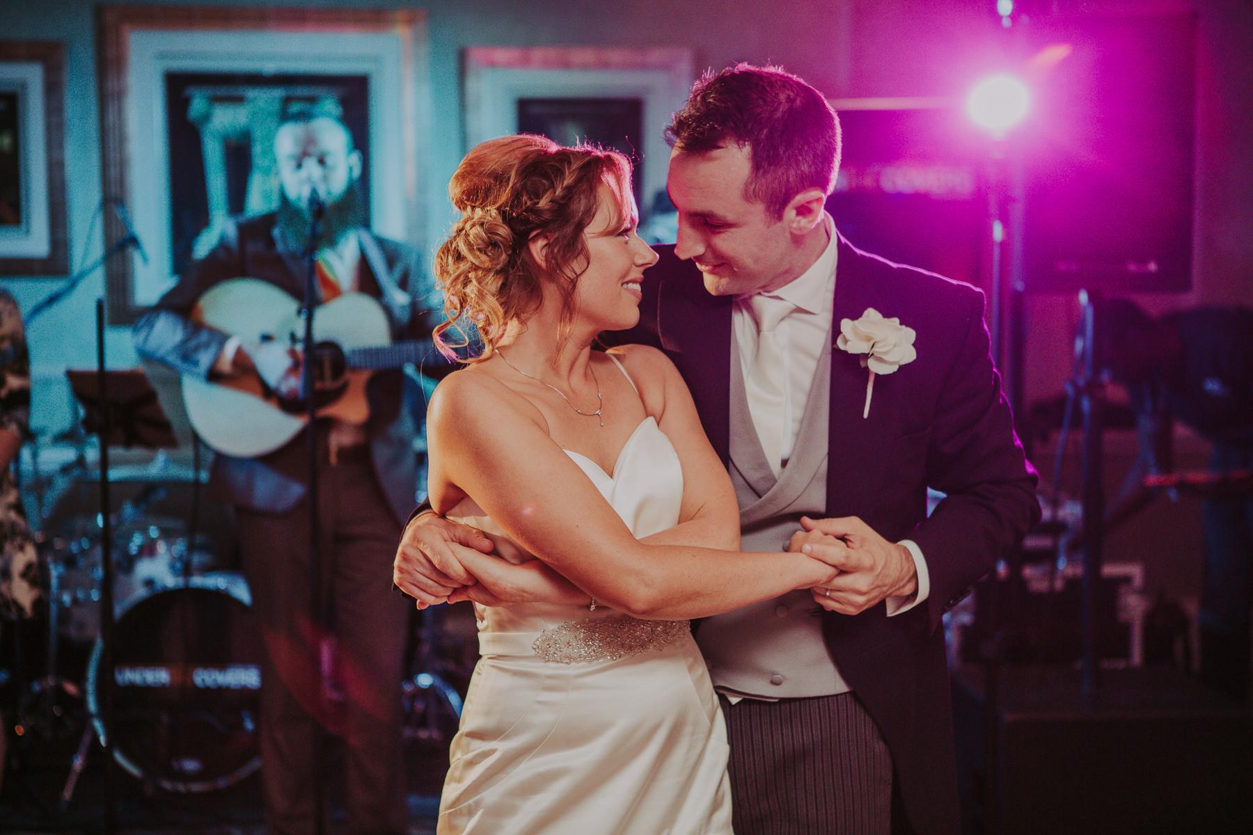 Meg & Jon | Wood Hall Hotel Wedding 363