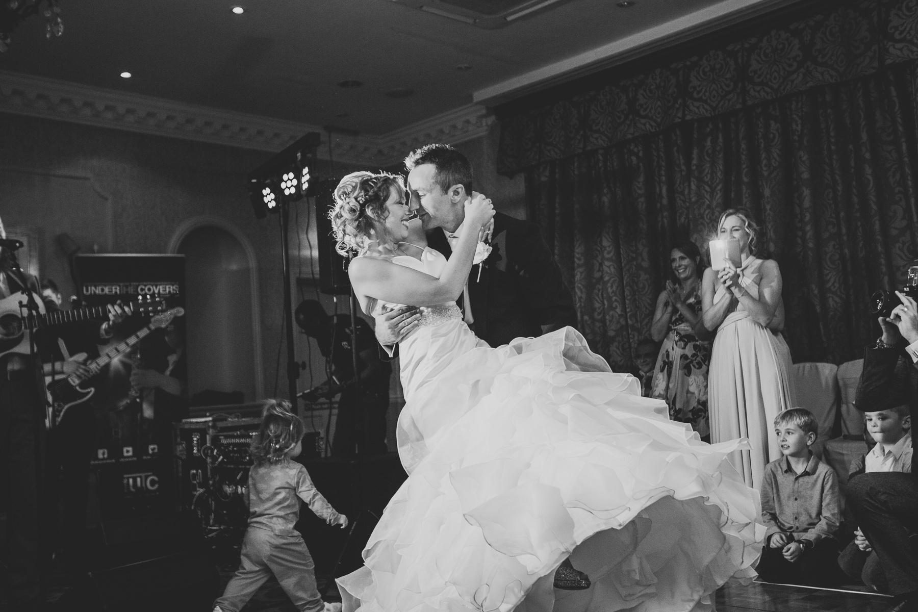 Meg & Jon | Wood Hall Hotel Wedding 365