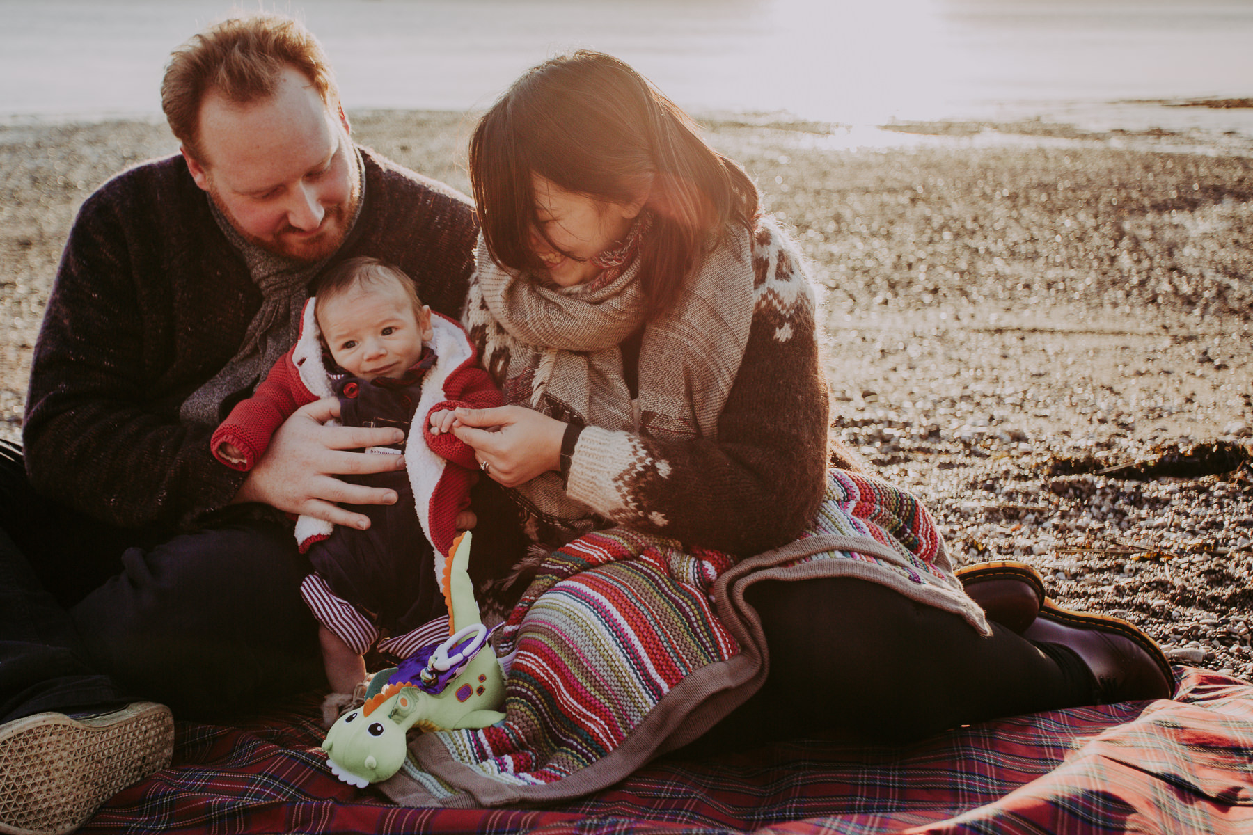 Family photography Humber Bridge