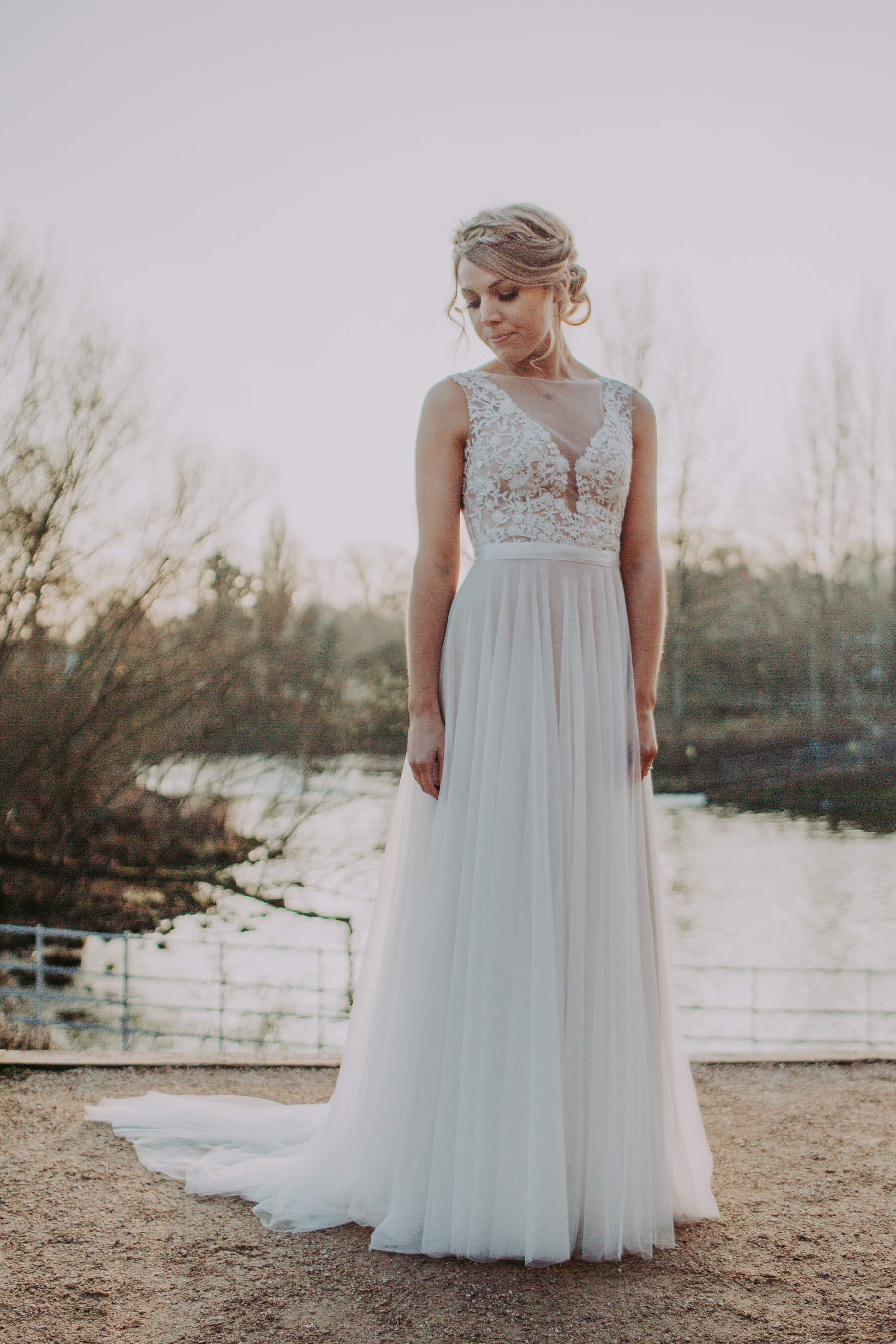 the west mill bride