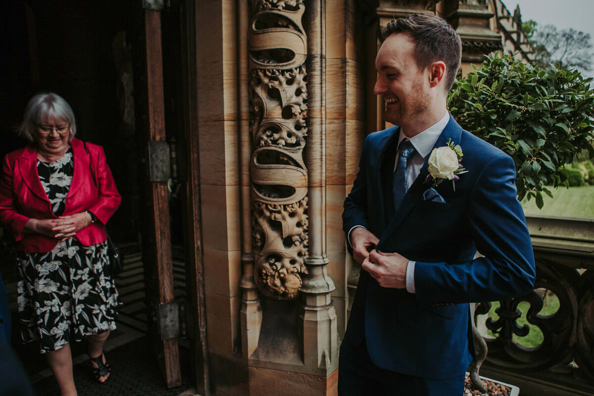 Emma & Luke | Carlton Towers wedding 36