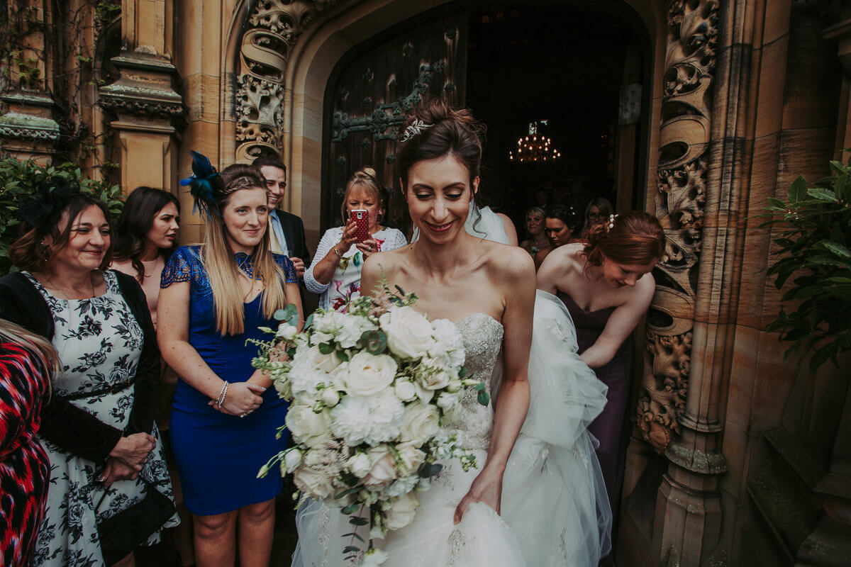 Emma & Luke | Carlton Towers wedding 63