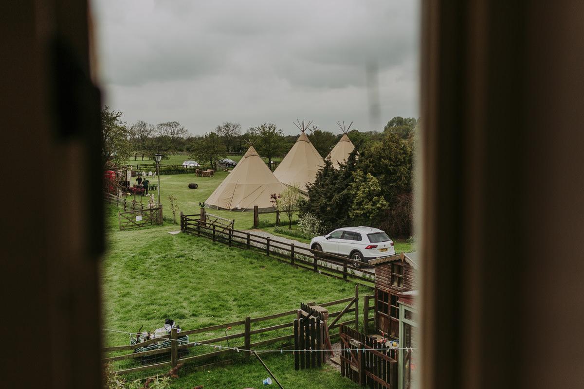 Kerry & Jonathan | Skipbridge Farm Wedding 118