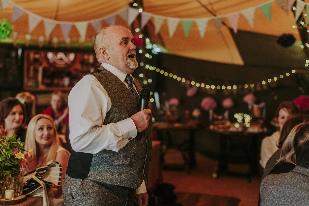 Kerry & Jonathan   Skipbridge Farm Wedding 95