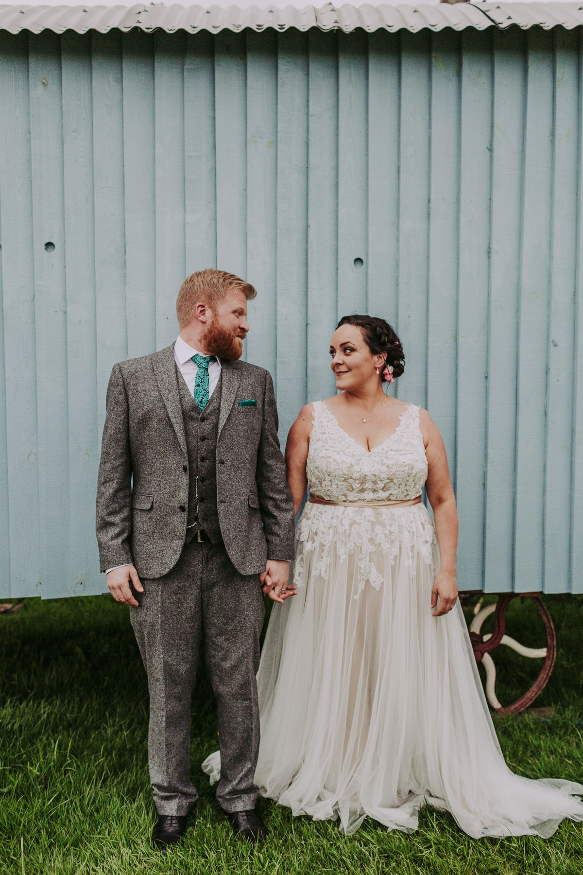 Skipbridge Farm Wedding