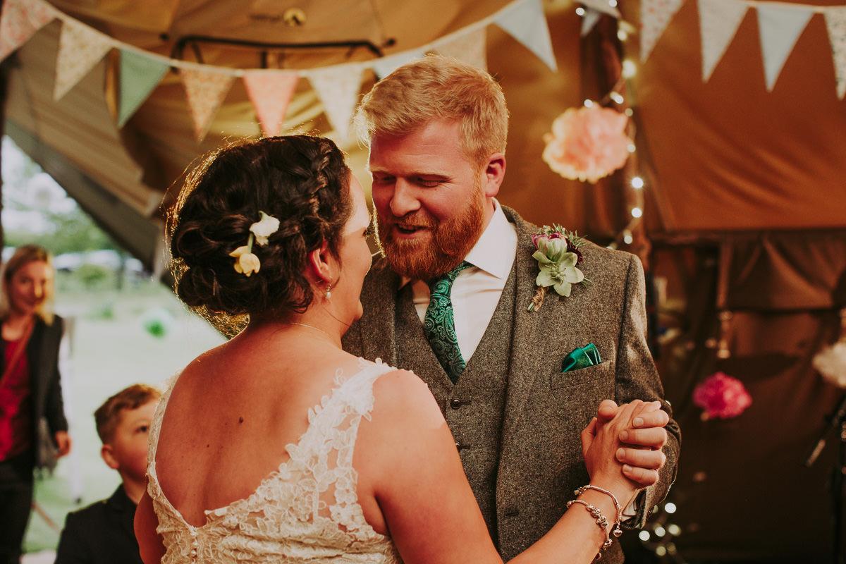 Kerry & Jonathan   Skipbridge Farm Wedding 113