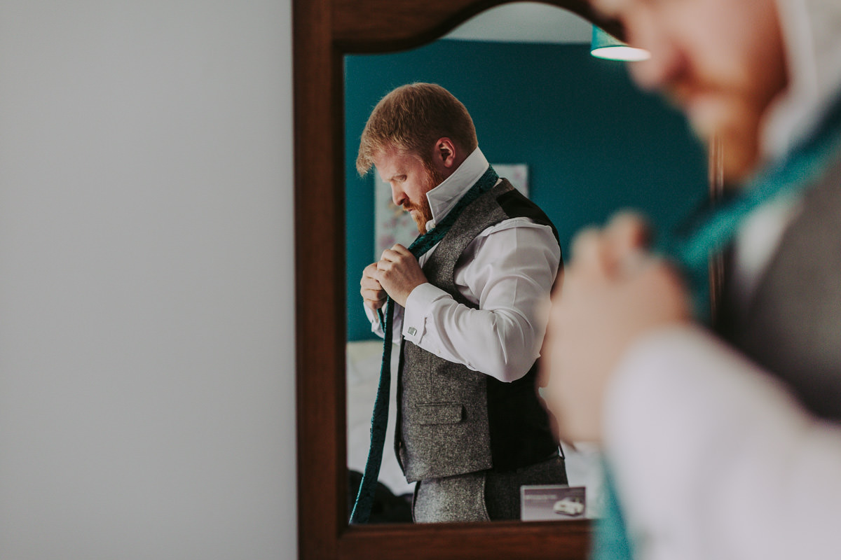 Kerry & Jonathan   Skipbridge Farm Wedding 2