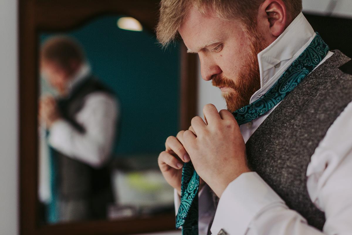 Kerry & Jonathan   Skipbridge Farm Wedding 3