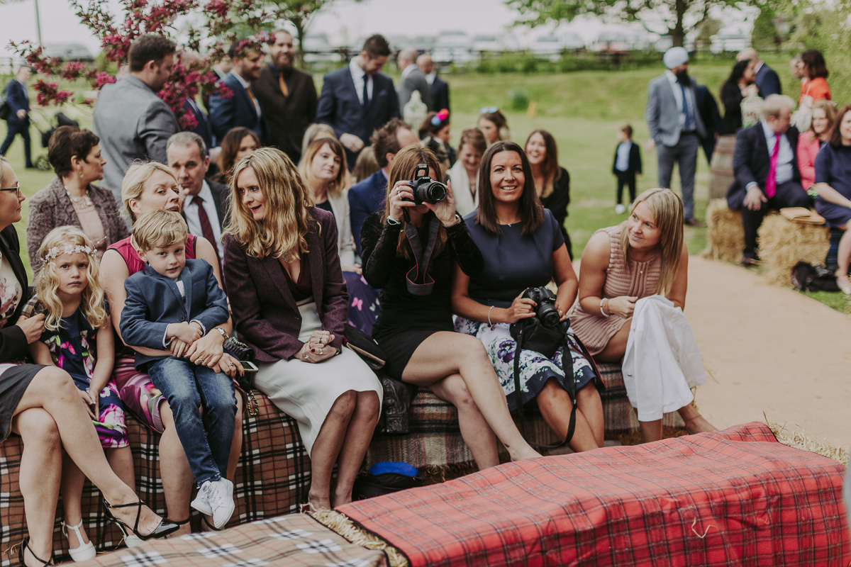 Kerry & Jonathan   Skipbridge Farm Wedding 33
