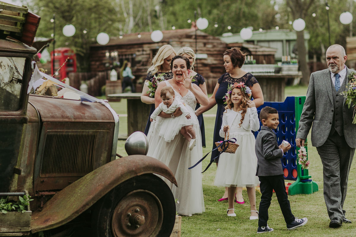 Kerry & Jonathan | Skipbridge Farm Wedding 155