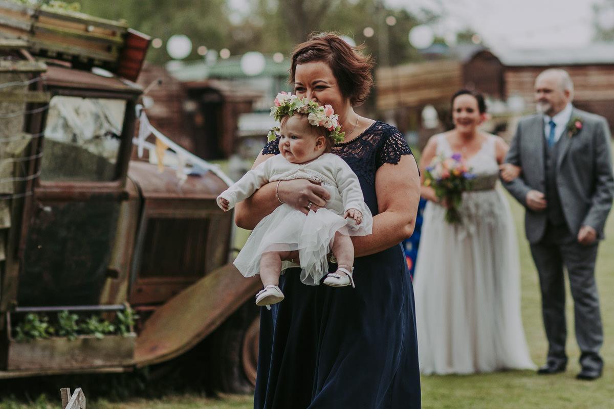 Kerry & Jonathan | Skipbridge Farm Wedding 157
