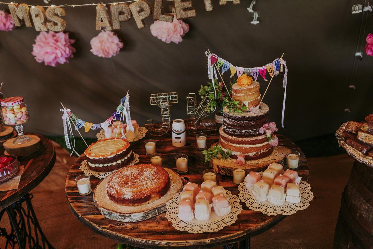 Kerry & Jonathan | Skipbridge Farm Wedding 186