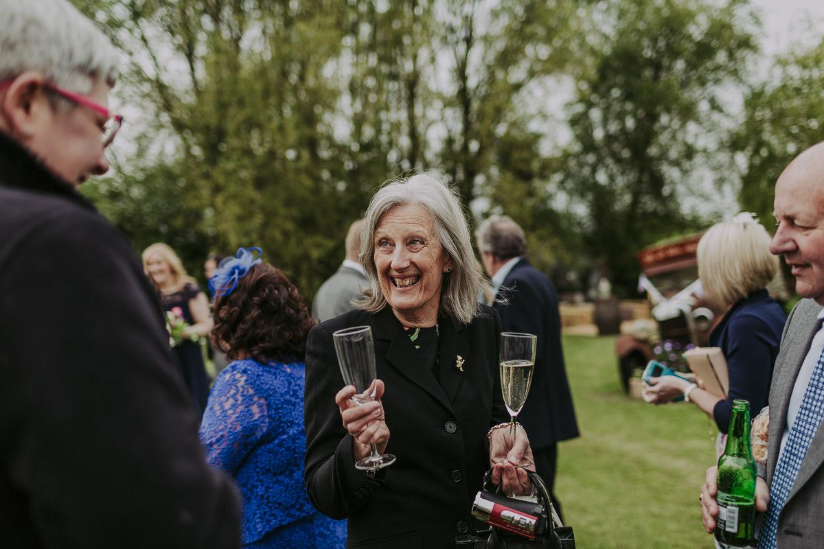 Kerry & Jonathan | Skipbridge Farm Wedding 188