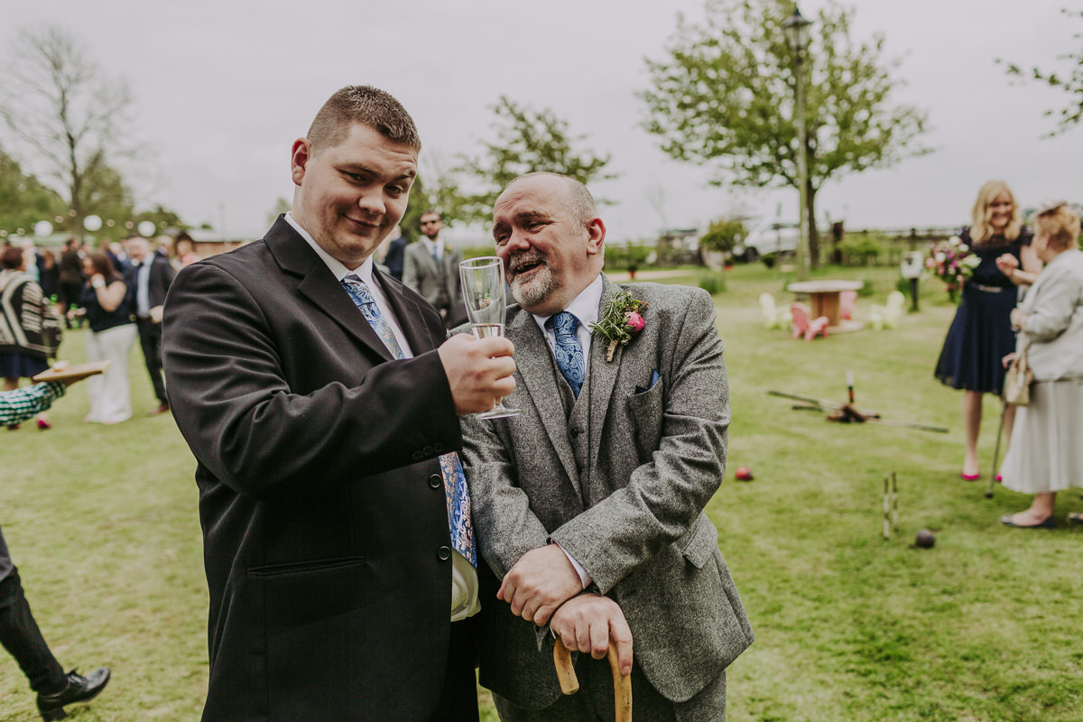 Kerry & Jonathan | Skipbridge Farm Wedding 191
