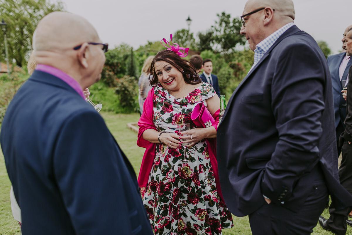 Kerry & Jonathan   Skipbridge Farm Wedding 75