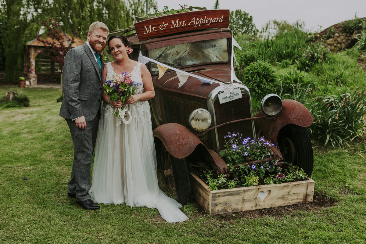 Kerry & Jonathan | Skipbridge Farm Wedding 78