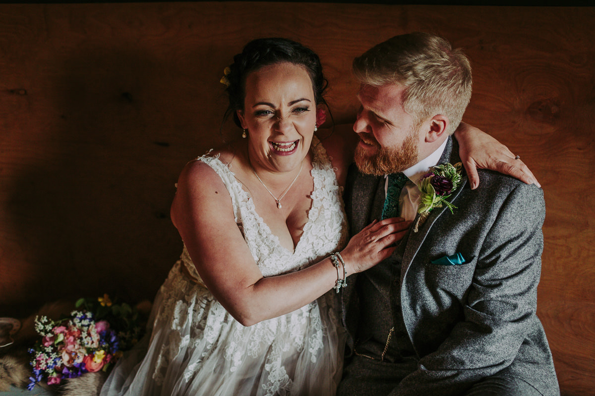 Kerry & Jonathan | Skipbridge Farm Wedding 197