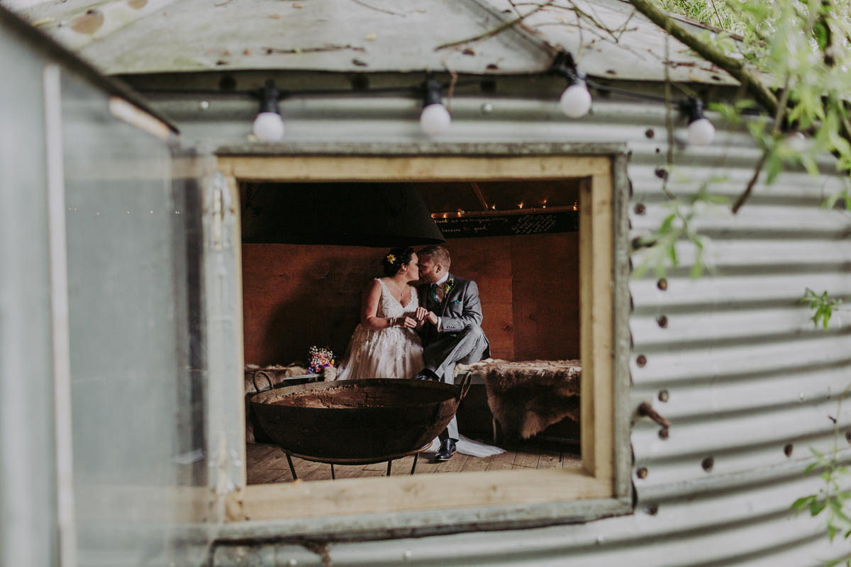 Kerry & Jonathan   Skipbridge Farm Wedding 81
