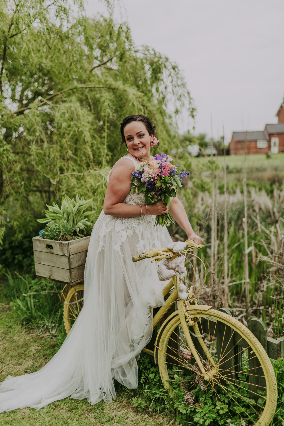 Kerry & Jonathan | Skipbridge Farm Wedding 199