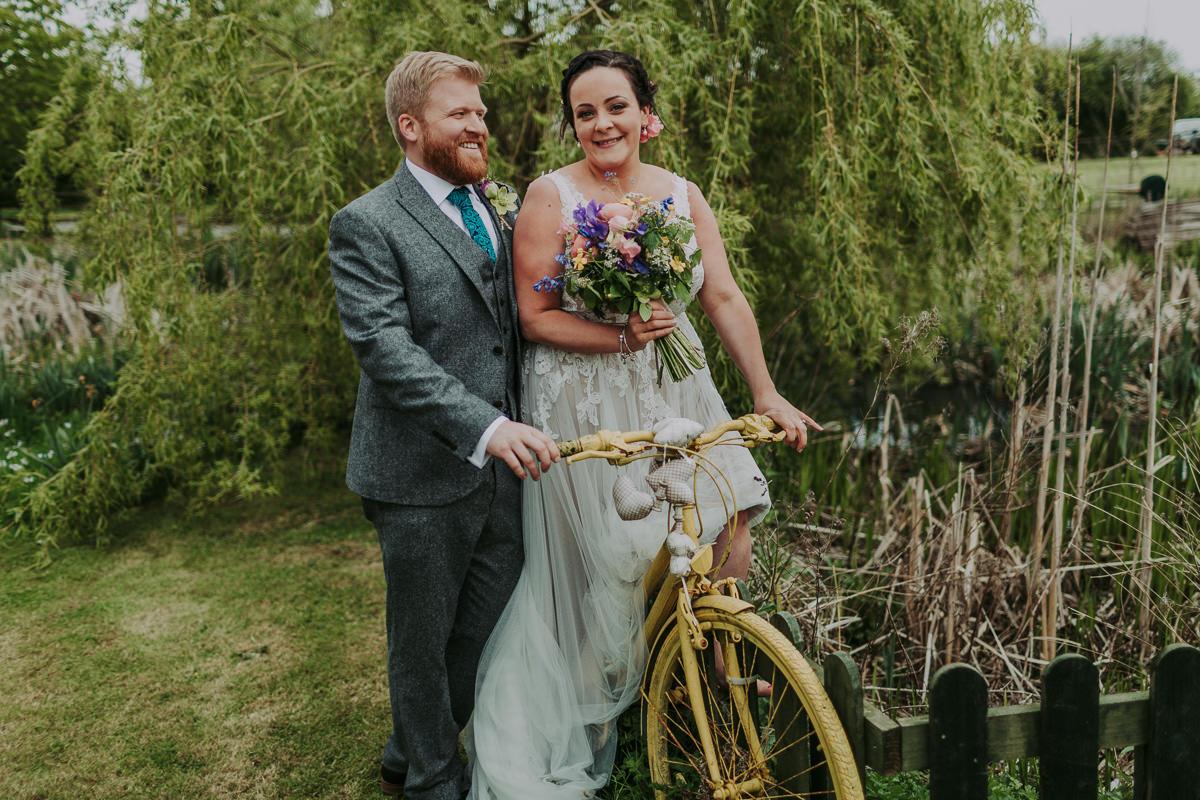 Kerry & Jonathan   Skipbridge Farm Wedding 84