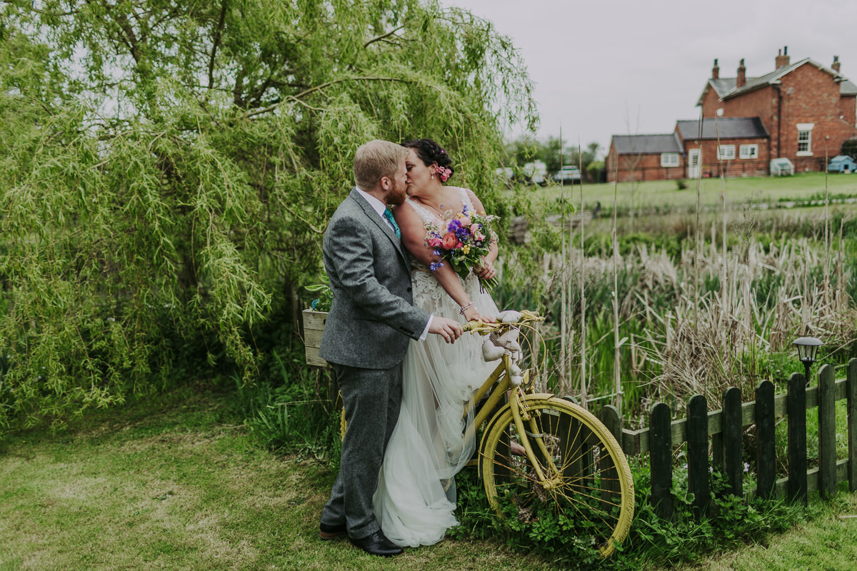 Kerry & Jonathan | Skipbridge Farm Wedding 85