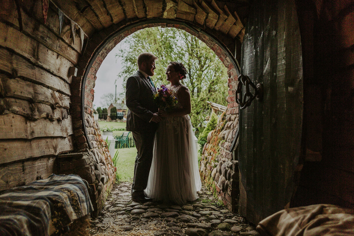 Skipbridge Farm Wedding