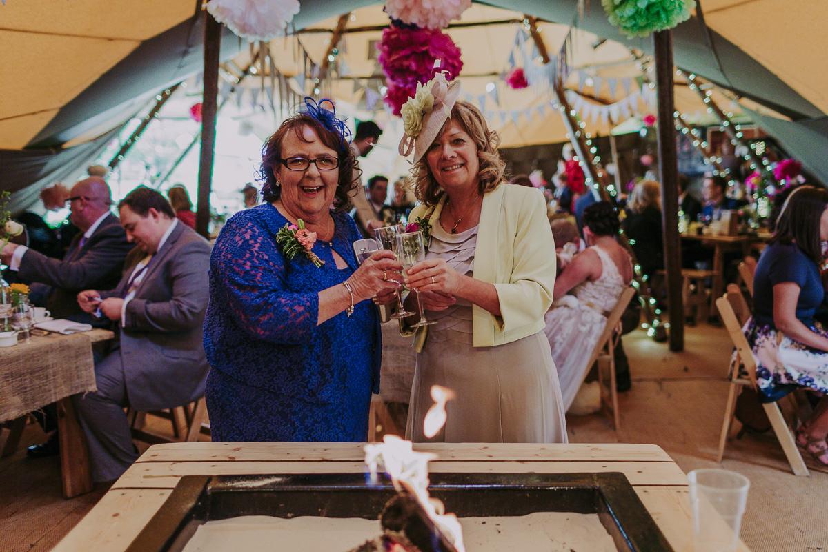Kerry & Jonathan   Skipbridge Farm Wedding 92