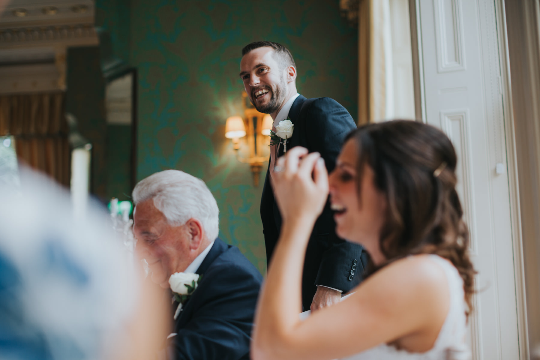 Louise & Mike | Bowcliffe Hall Wedding 98