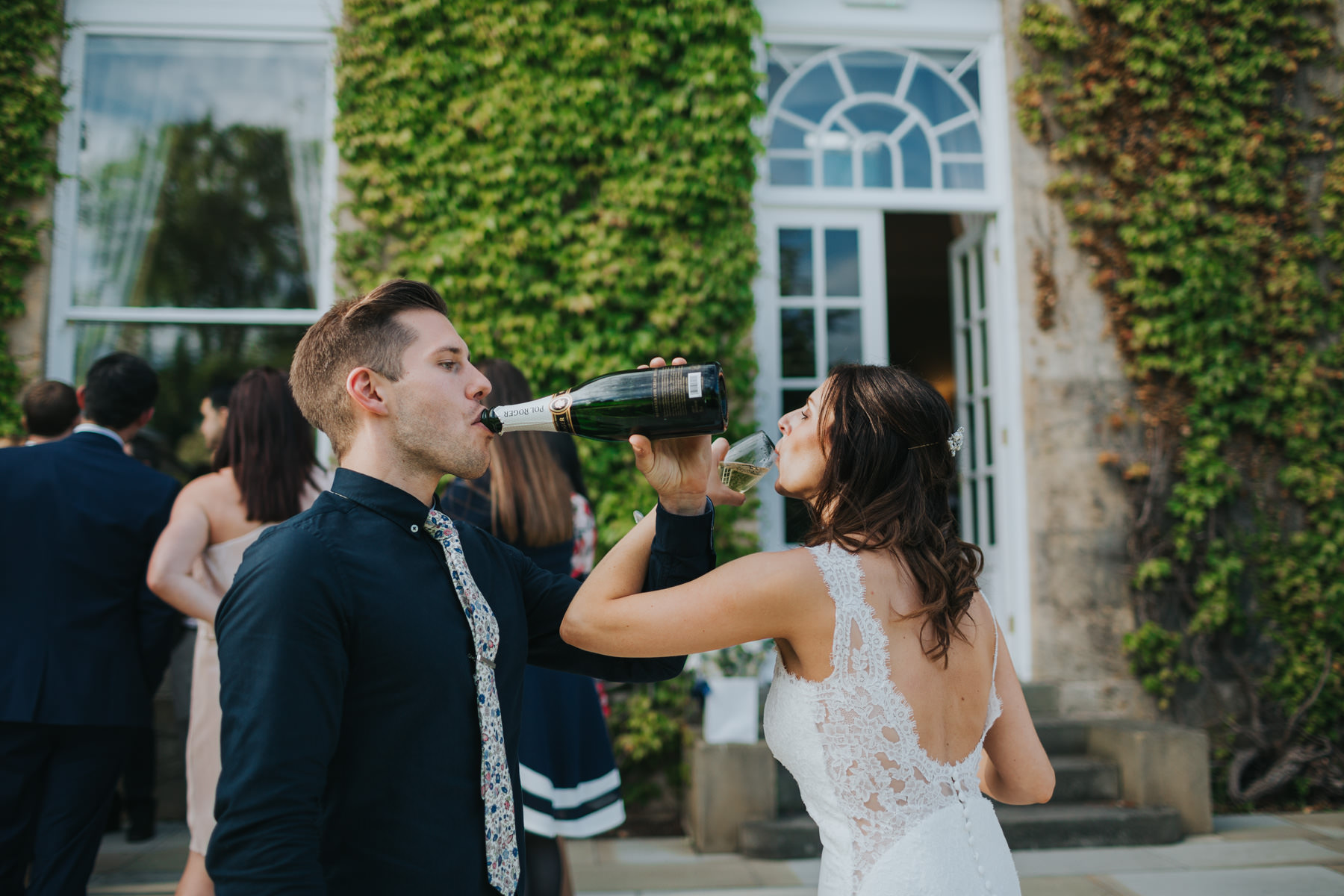 Louise & Mike | Bowcliffe Hall Wedding 102