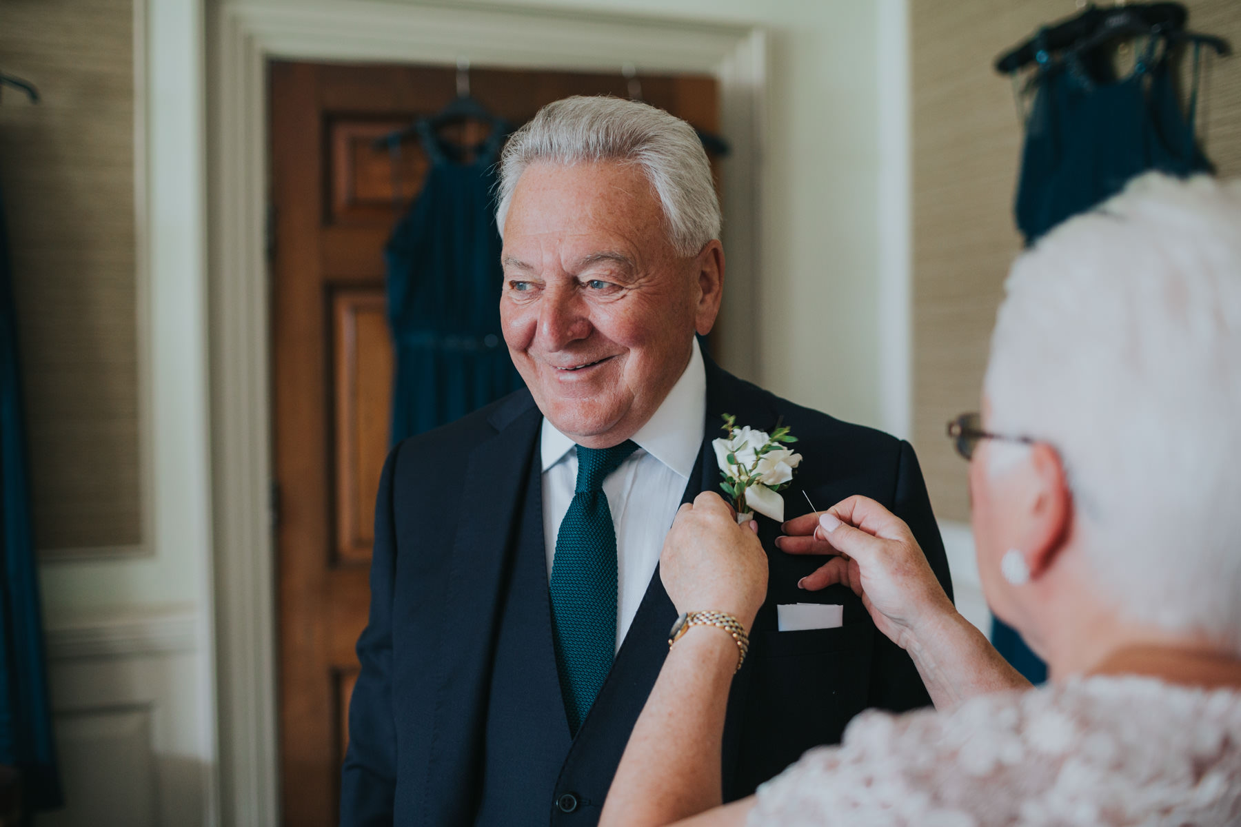 Louise & Mike | Bowcliffe Hall Wedding 27