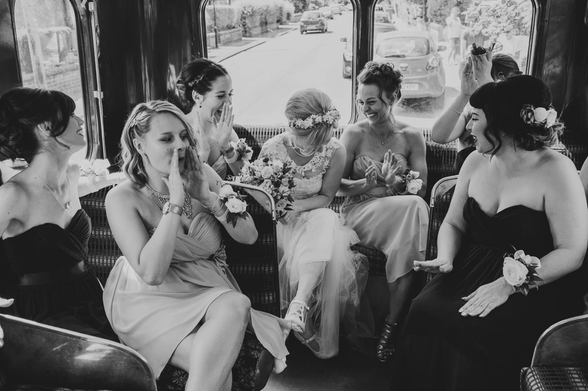 Rose & David | Duke Studios Wedding 111