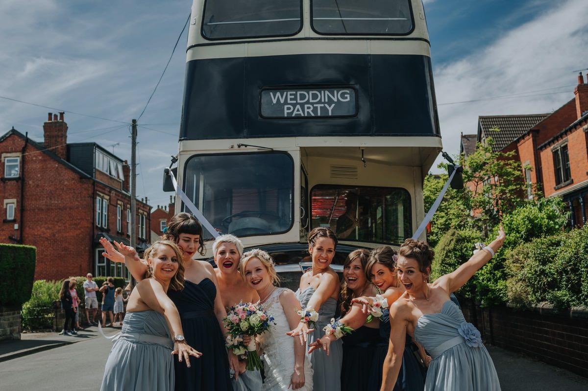 Rose & David | Duke Studios Wedding 28